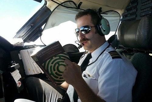 pilot reading